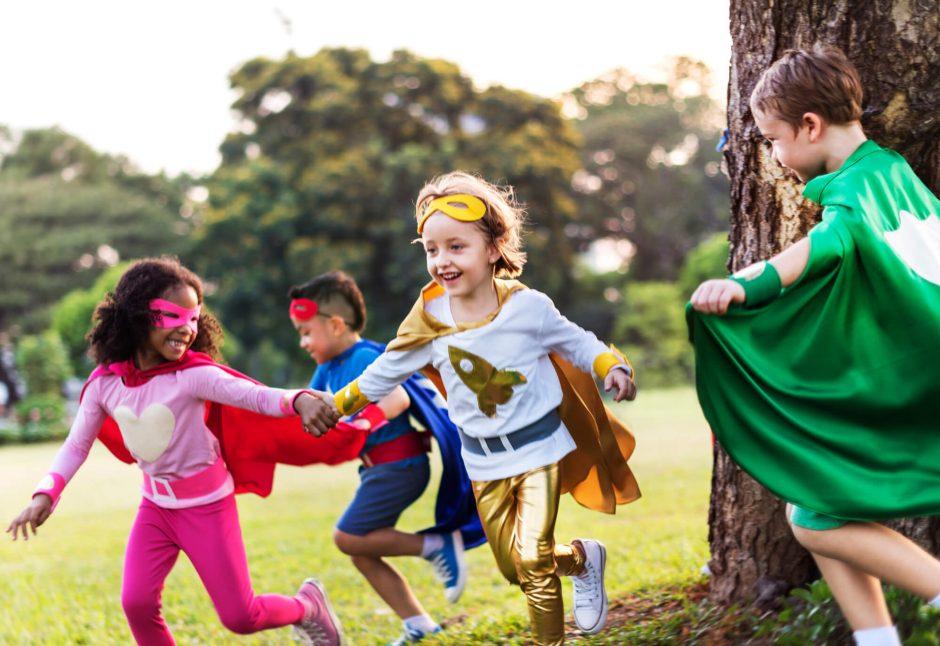 Atividades lúdicas para crianças